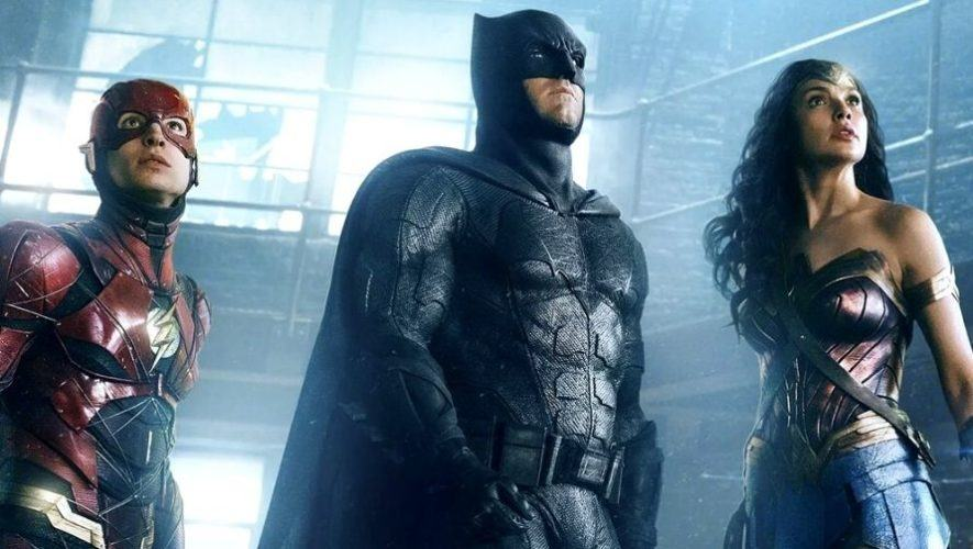 Estreno de La Liga de la Justicia de Zack Snyder en Guatemala | Marzo 2021
