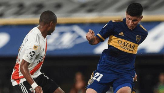 Fecha y hora en Guatemala del superclásico Boca vs. River, Copa de la Liga Argentina 2021