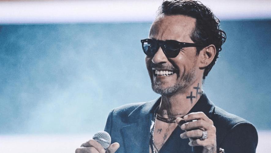 Hora en Guatemala del concierto en línea de Marc Anthony | Abril 2021
