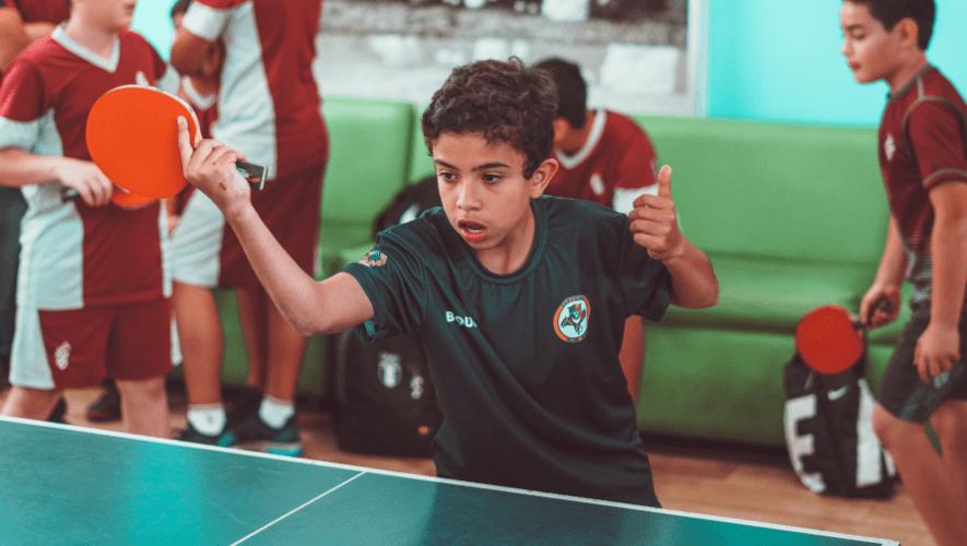I Campeonato Abierto Bounce de Ping Pong | Marzo 2021