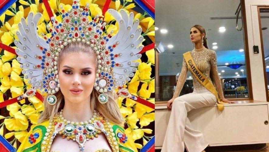 Miss Grand 2021: Ivana Batchelor envió mensaje de ...