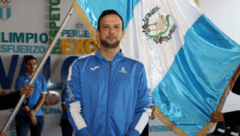 Kevin Cordón seguirá con su clasificación olímpica en el Abierto de Polonia 2021