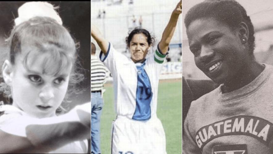 Las mujeres pioneras del deporte guatemalteco