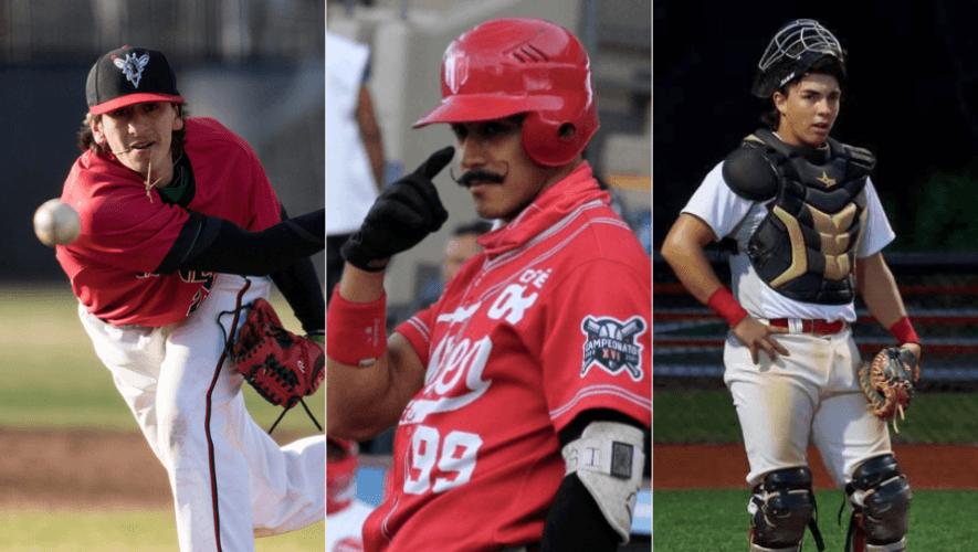 Legionarios 2021: Los beisbolistas guatemaltecos que juegan en el extranjero