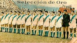 Los futbolistas que conformaron la selección de Guatemala campeona del Norceca 1967