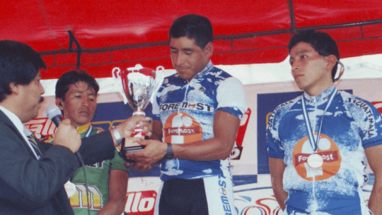 Luis Rodolfo Muj, el orgullo de Patzicía que dejó su huella en el ciclismo guatemalteco