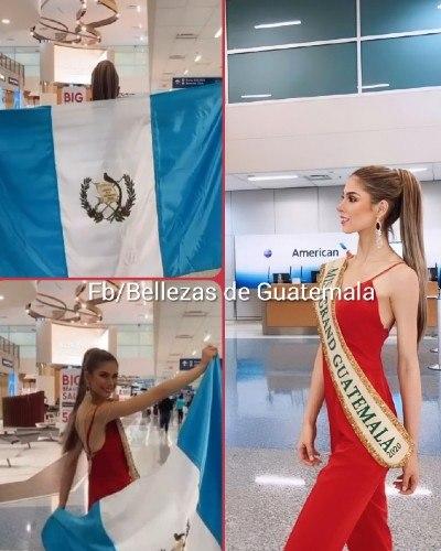 Miss Grand Guatemala quetzalteca ivana batchelor 2021