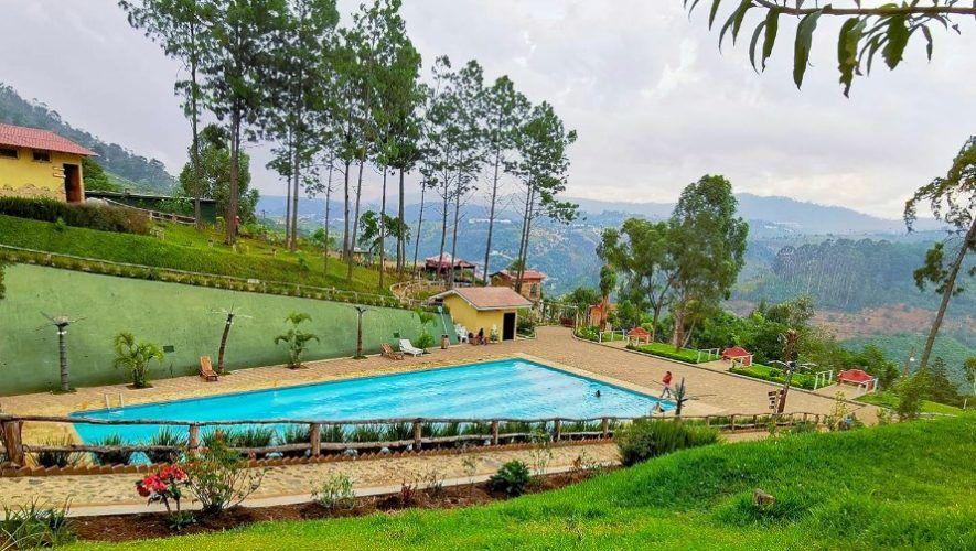 Parque Ecoturístico Cerro El Niño, un destino turístico con piscinas al aire libre