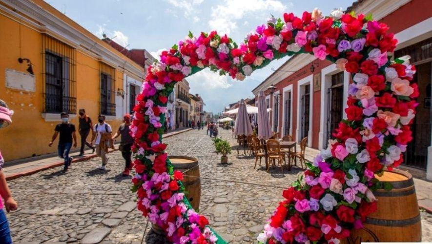 Paseo de lo Nuestro, corredor gastronómico cultural en Antigua Guatemala | Marzo 2021
