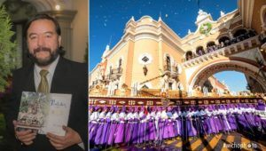 Postales de Historia, presentación del libro fotográfico de la Semana Santa guatemalteca | Marzo 2021