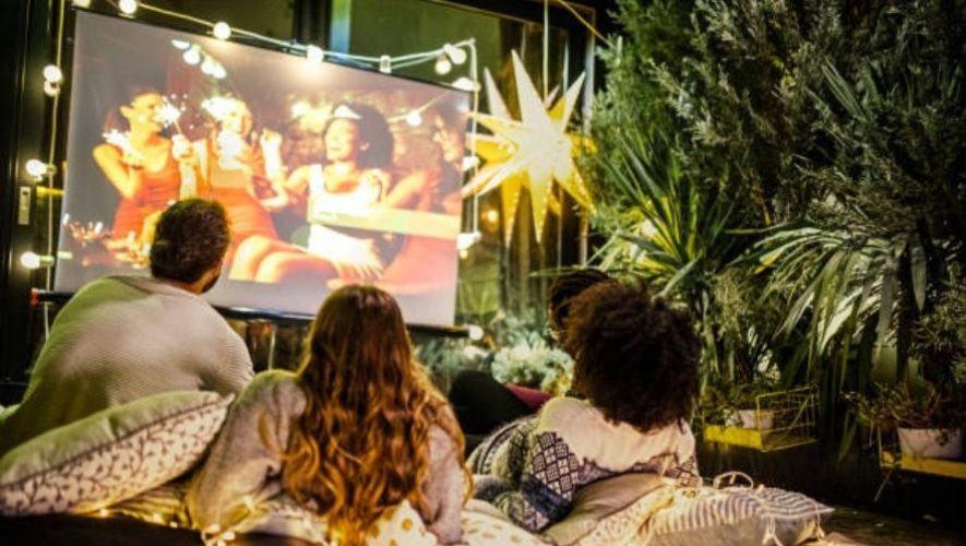 Proyección gratuita de cortometrajes al aire libre   Marzo 2021