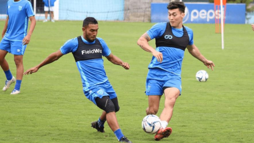 Qatar 2022: Jugadores convocados de Guatemala para partidos contra Cuba e Islas Vírgenes Británicas