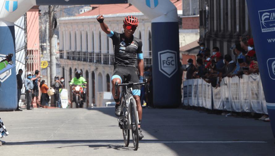 Sergio Chumil triunfó en la 2a. fecha del Clasificatorio Olímpico a Tokio 2020