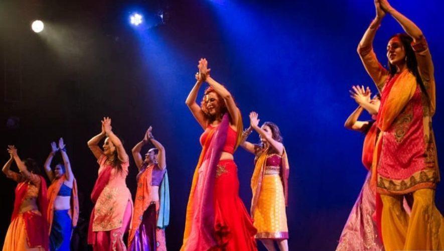 Show de belly dance con música en vivo en Guatemala | Abril 2021