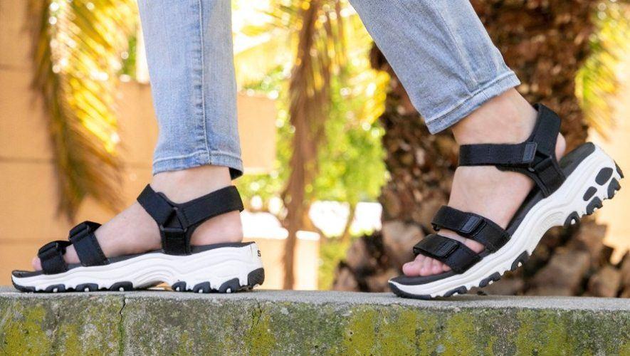 Skechers trae una variedad de sandalias versátiles para los guatemaltecos este verano