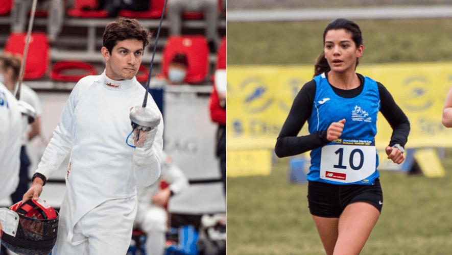 Sophia y Charles clasificaron a la final de la Copa Mundial de Hungría 2021