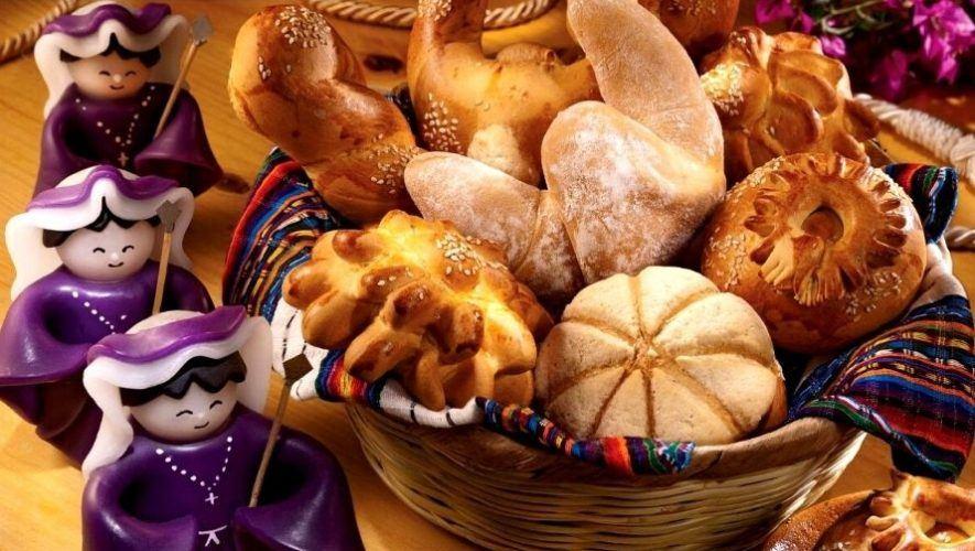 Taller en línea para hacer pan de yemas de Semana Santa   Marzo 2021