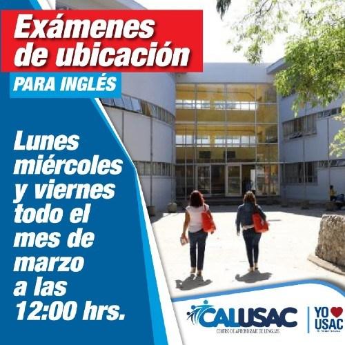calusac-anuncio-estara-haciendo-examenes-ubicacion-ingles-durante-marzo-2021-fechas-horario