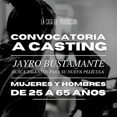 casting jayro bustamante nueva película 2021