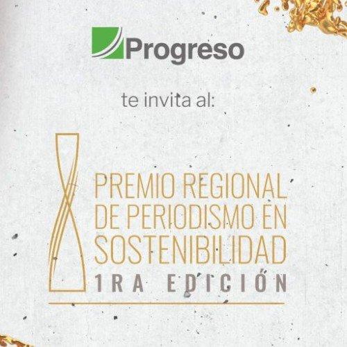 convocatoria-participar-premio-regional-periodismo-sostenibilidad-cementos-progreso-selección-concurso-2021