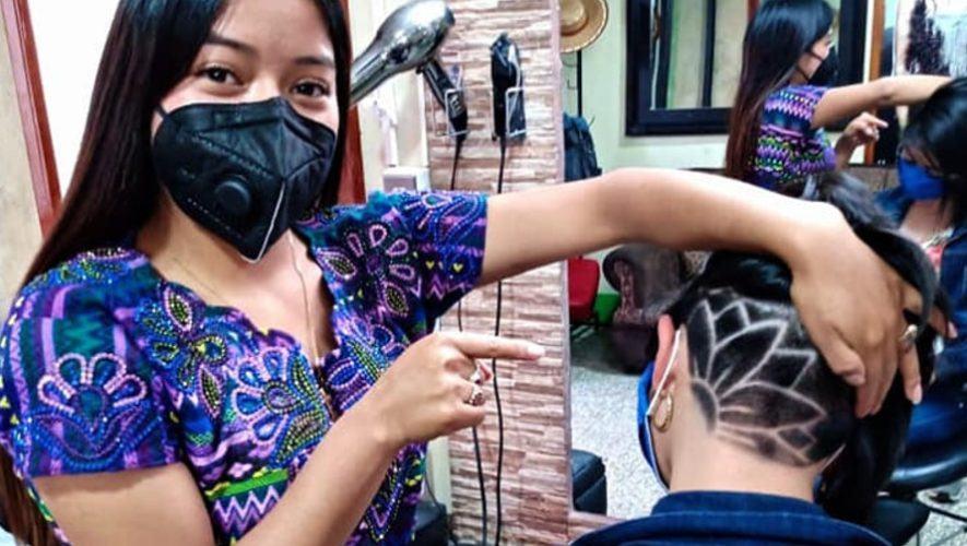 ericka-perez-lady-barber-quetzaltenango-olintepeque
