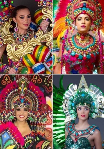 national costume guatemala