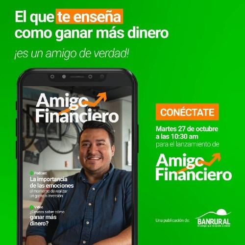 plataforma amigo financiero de banrural educación financiera en guatemala