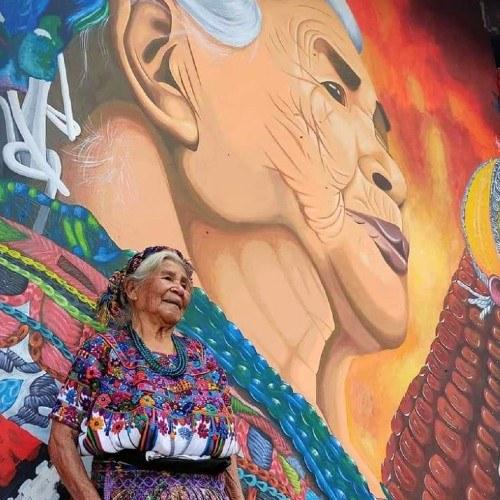 quien es María Melecia Jutzuy Burrión de sumpango edad
