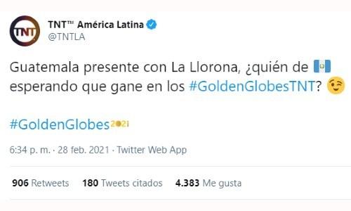 tnt-estuvo-apoyando-la-llorona-durante-gala-golden-globes-2021-tweet