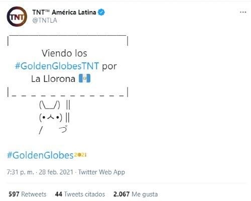 tnt-estuvo-apoyando-la-llorona-durante-gala-golden-globes-2021-twitter