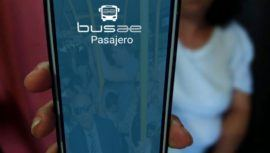 App Busae Pasajero para rutas Express Mixco