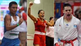 Atletas de Guatemala con posibilidades de clasificarse a Juegos Olímpicos de Tokio 2020