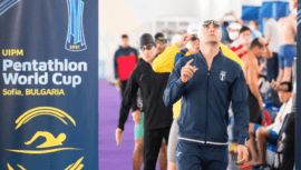 Charles Fernández alcanzó el top 10 del ránquin de la Copa Mundial 2021