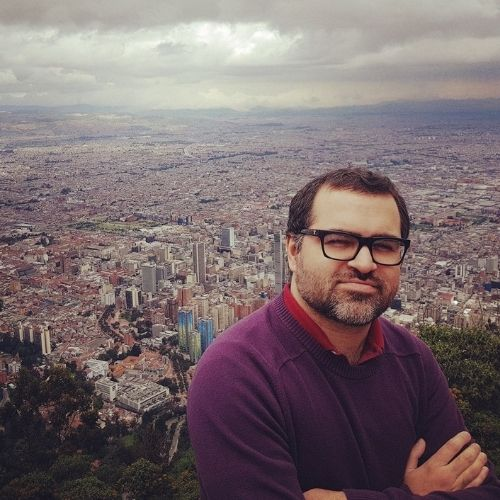 Claudio Coronel experto en deportes