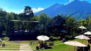 Concierto en vivo de Fabiola Roudha en Antigua Guatemala | Abril 2021