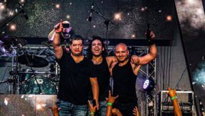 Concierto en vivo de Viento en Contra en la Ciudad de Guatemala   Abril 2021
