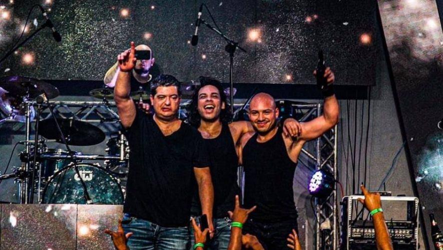 Concierto en vivo de Viento en Contra en la Ciudad de Guatemala | Abril 2021