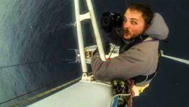 Convocatoria para ser parte de la expedición Plasticósfera junto a Sergio Izquierdo