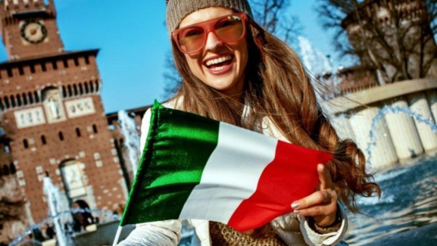 Curso en línea de idioma italiano para guatemaltecos | Mayo 2021