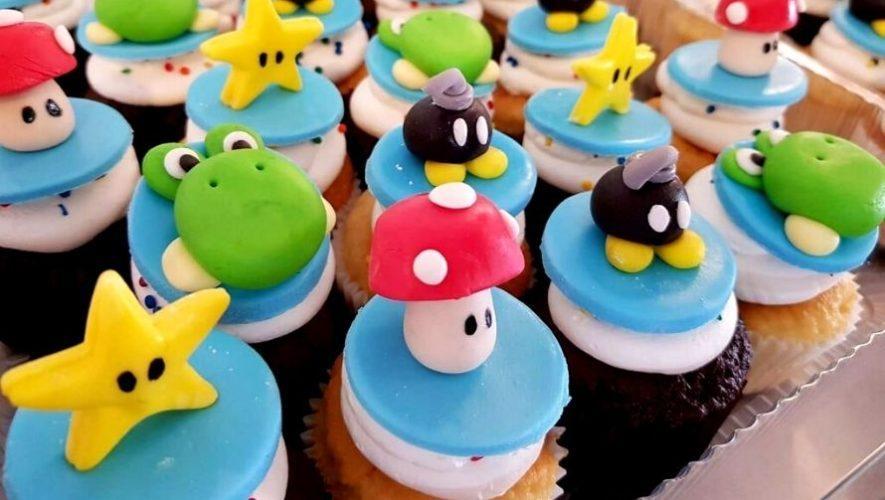 Curso en línea para hacer cupcakes artísticos en 3D, Intecap   Abril 2021
