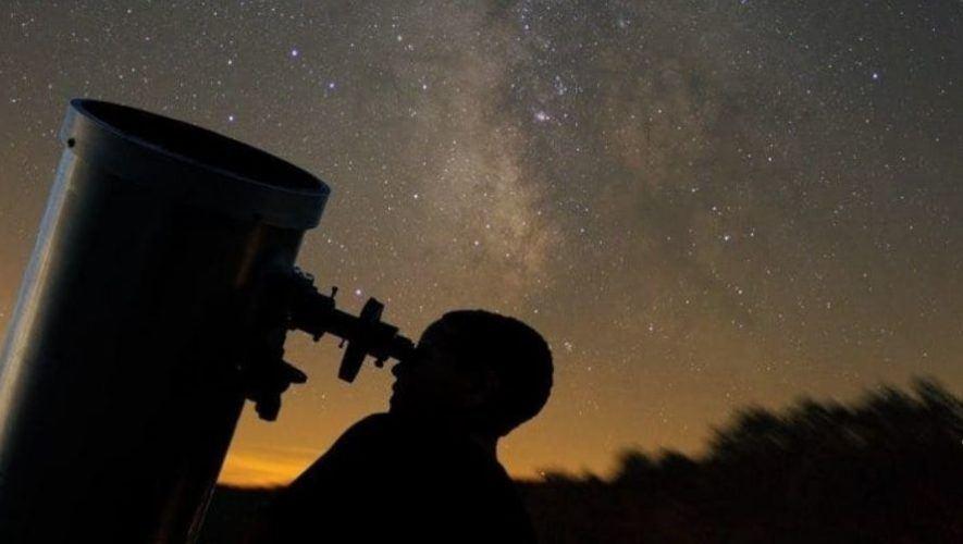 Curso virtual de astronomía para niños en Guatemala | Mayo 2021