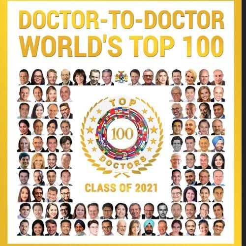 Dentista guatemalteco nominado como uno de los 100 médicos más renombrados en el mundo para 2022