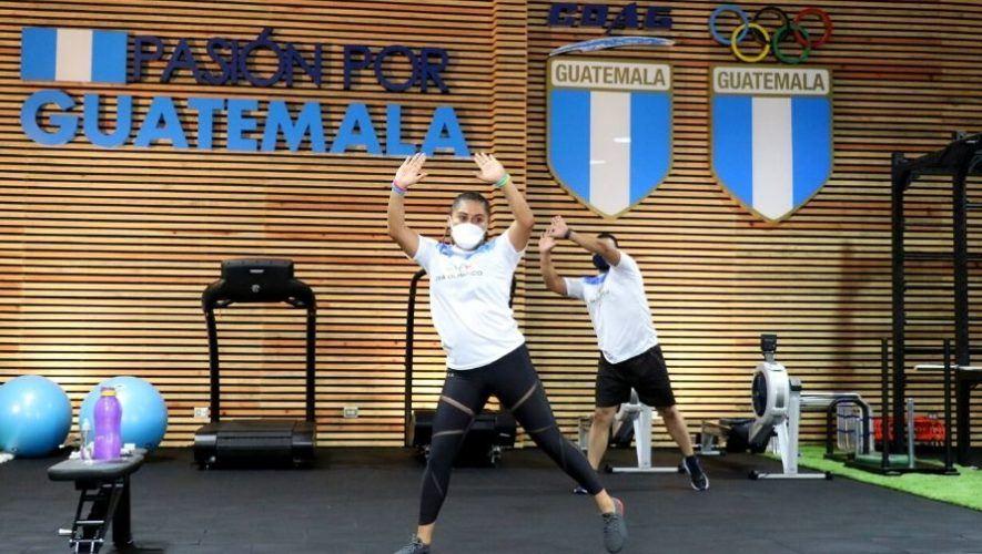 Día de actividades físicas gratuitas en Guatemala | Abril 2021