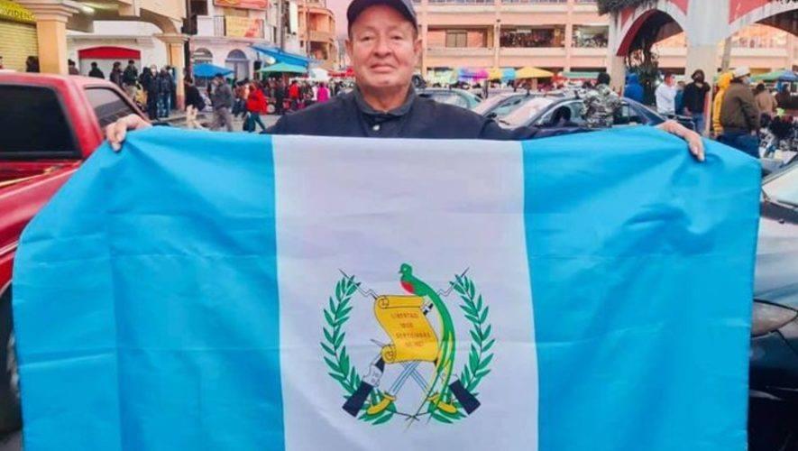 El actor de XHDerbez Sammy Pérez está disfrutando de la belleza de Antigua Guatemala
