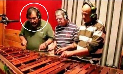 Familia Pérez en Mataquescuintla ha conservado el legado de la marimba