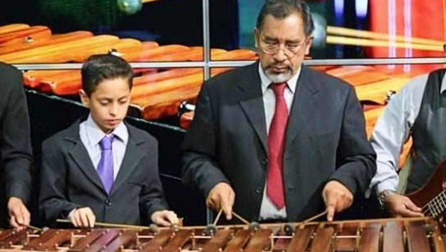 Familia guatemalteca fue la primera en poseer una marimba en Mataquescuintla