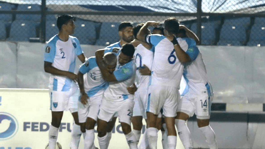 Fecha y hora del partido Guatemala vs. Guyana, Ronda Preliminar rumbo a la Copa Oro 2021