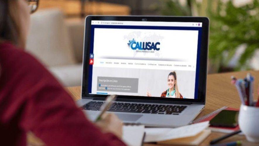 Fechas para los exámenes de ubicación de Calusac, abril 2021