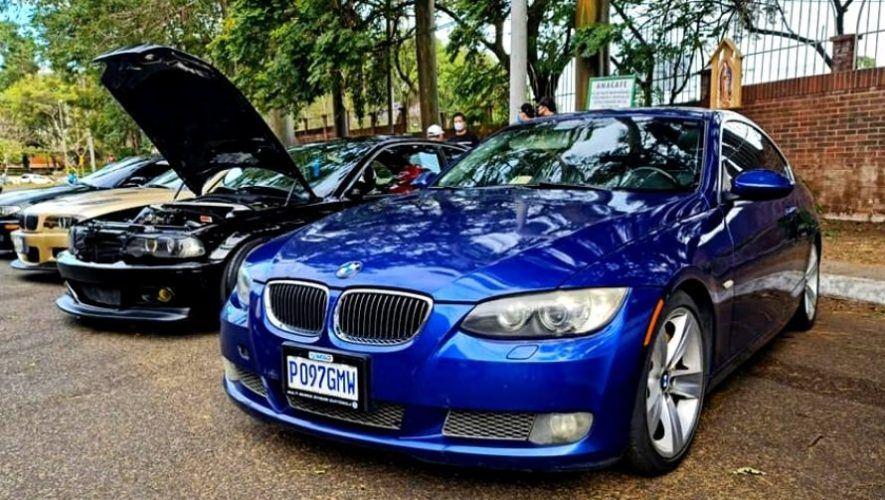 Festival y carreras de autos BMW en Guatemala | Mayo 2021