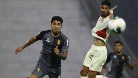 Gerardo Gordillo anotó su primer gol en la victoria del equipo UTC de Perú